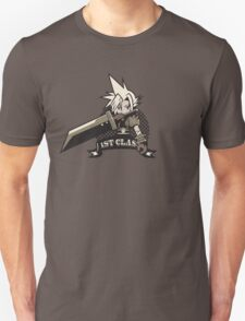 1ST CLASS SOLDIER alt. ver. (Final Fantasy VII) T-Shirt