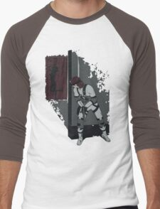 Don't go Snaking on me! (Metal Gear Solid) Men's Baseball ¾ T-Shirt