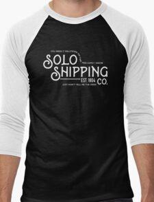Solo Shipping Co. Men's Baseball ¾ T-Shirt