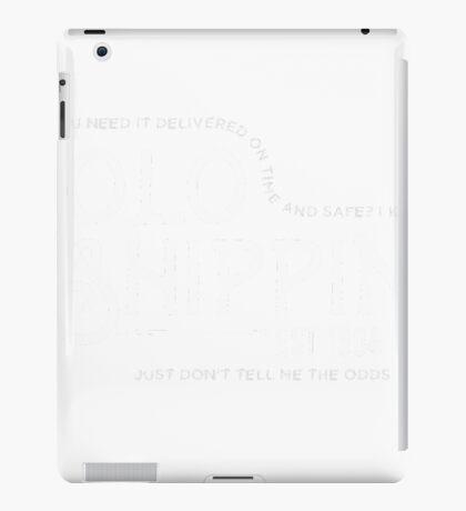 Solo Shipping Co. iPad Case/Skin