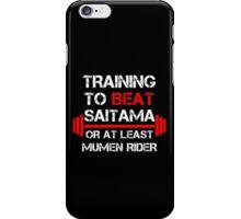 Mumen Rider iPhone Case/Skin