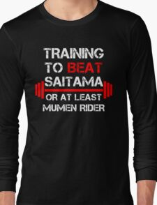 Mumen Rider Long Sleeve T-Shirt