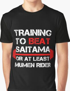 Mumen Rider Graphic T-Shirt