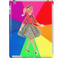 Rainbow Girl iPad Case/Skin
