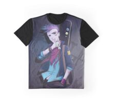 REBEL AT HEART- HENRY Graphic T-Shirt