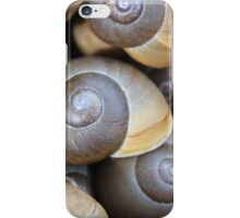 Snail iPhone Case/Skin
