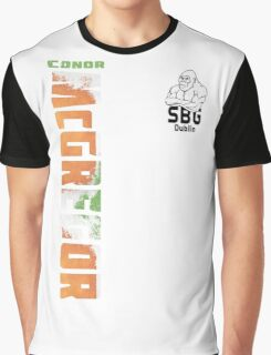 Conor McGregor SBG Dublin (check artist notes for limited edition link)  Graphic T-Shirt