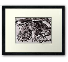 KTULU Framed Print