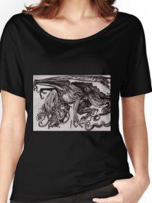 KTULU Women's Relaxed Fit T-Shirt