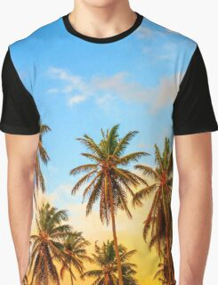 Tropical Graphic T-Shirt
