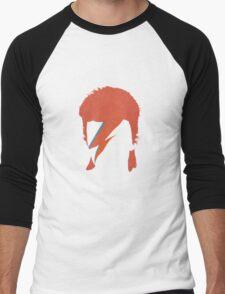 David Bowie / Ziggy Stardust Men's Baseball ¾ T-Shirt