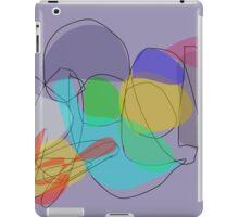 Gray Philosophy iPad Case/Skin