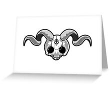 Brimstone Greeting Card
