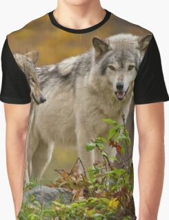 Timber Wolves Graphic T-Shirt