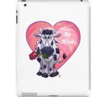 Cow Valentine's Day iPad Case/Skin