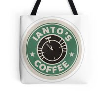 Torchwood Ianto's Coffee Tote Bag