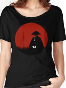 Meditating Warrior Women's Relaxed Fit T-Shirt