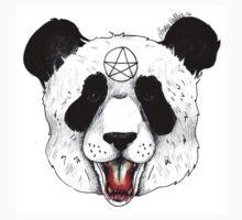 Satanic Panda Kids Clothes