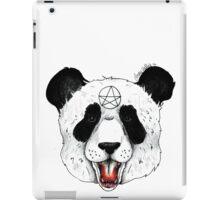 Satanic Panda iPad Case/Skin
