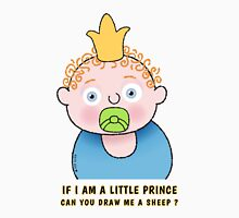 Little Prince - Draw Me A Sheep Unisex T-Shirt