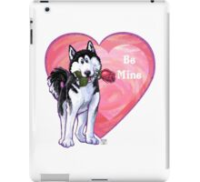 Husky Valentine's Day iPad Case/Skin