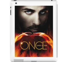 Captain Hook OUAT. Underworld. iPad Case/Skin