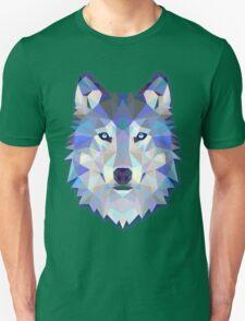Triangle wolf Unisex T-Shirt