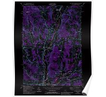 New York NY New Berlin North 137404 1943 24000 Inverted Poster