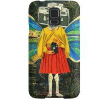 Katie Butterfly Collage Samsung Galaxy Case/Skin