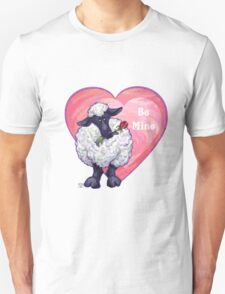 Sheep Valentine's Day T-Shirt