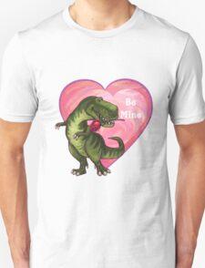 Tyrannosaurus Valentine's Day T-Shirt