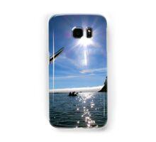 Kayaking California Coast Samsung Galaxy Case/Skin