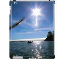 Kayaking California Coast iPad Case/Skin