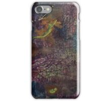 Leap Into Oblivion iPhone Case/Skin