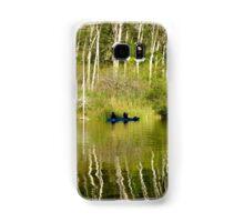 Kayaking Navaro River Samsung Galaxy Case/Skin