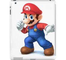 Super Mario Merchandise! iPad Case/Skin