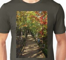 Autumn Walk Unisex T-Shirt