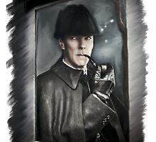 Sherlock by DutchBeastie
