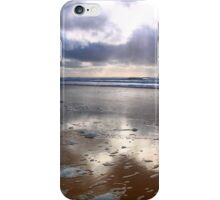 Spindrift Rays - Freshwater West iPhone Case/Skin