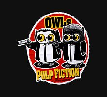 Owls Pulp Fiction Women's Fitted Scoop T-Shirt