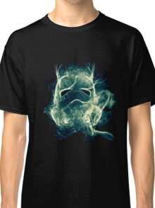 Smoke Stormtrooper helmet - Colour Classic T-Shirt