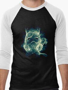 Smoke Stormtrooper helmet - Colour Men's Baseball ¾ T-Shirt