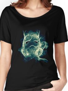 Smoke Stormtrooper helmet - Colour Women's Relaxed Fit T-Shirt