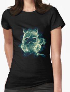 Smoke Stormtrooper helmet - Colour Womens Fitted T-Shirt