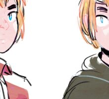 Armin Arlert Sticker