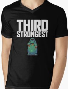 Guardian Digger Mens V-Neck T-Shirt