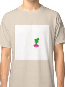 Pink radish Classic T-Shirt