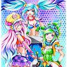 Arcade Trio by Pixel-League