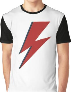 In memory of David Bowie Graphic T-Shirt