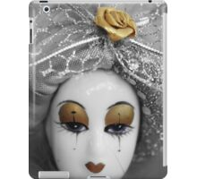 Porcelain Doll Face iPad Case/Skin